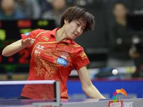 乒乓球如何才能吃住球,把握好速度差是关键