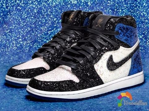 一鞋难求:大闪电Air Jordan 1定制款全新亮相