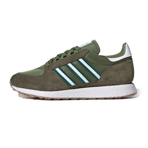 阿迪达斯EE5764 FOREST GROVE男女运动鞋