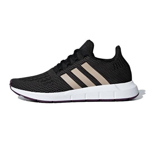 阿迪达斯B37717 Swift Run女子运动鞋