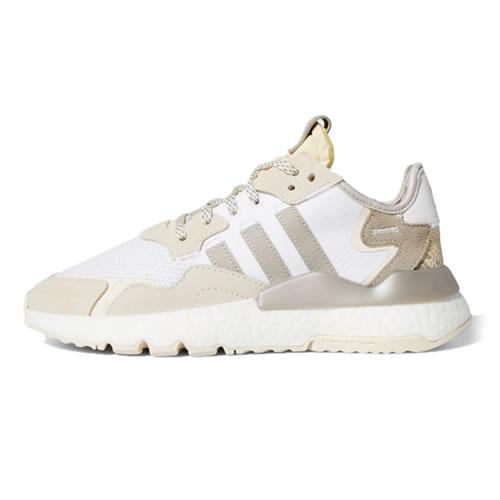 阿迪达斯FV3881 NITE JOGGER W女子运动鞋
