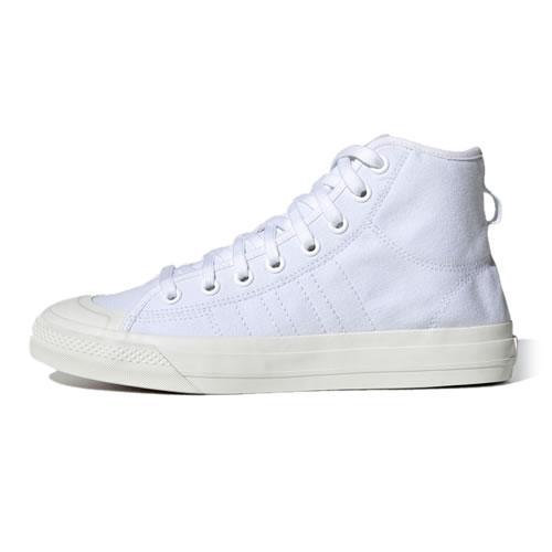 阿迪达斯EF1885 NIZZA HI RF男女帆布鞋