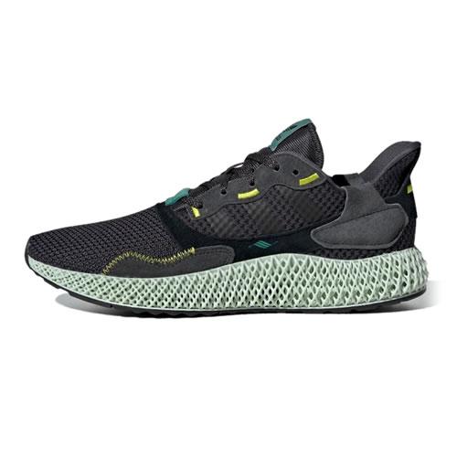 阿迪达斯BD7865 ZX 4000 4D男女运动鞋