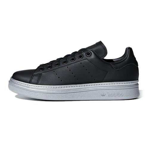 阿迪达斯AQ1111 Stan Smith New Bold W女子运动鞋