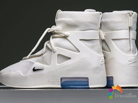 雍容华贵:Nike Air Fear of God 1纯白配色