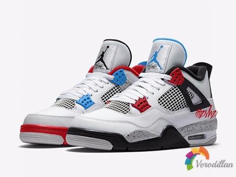 Air Jordan 4 What The 4谍照曝光