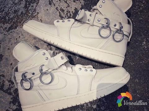 时尚感爆棚:CDG x AJ1联名新鞋型