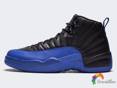 新式篮球鞋异族崛起:Air Jordan 12 Game Royal