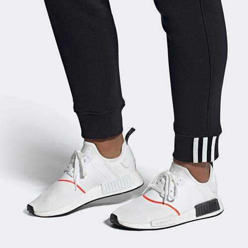 阿迪达斯EE5086 NMD_R1男女运动鞋图5高清图片