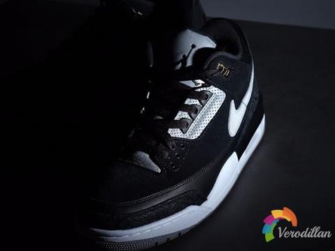 细节满满:Air Jordan 3 Tinker鞋型谍照曝光