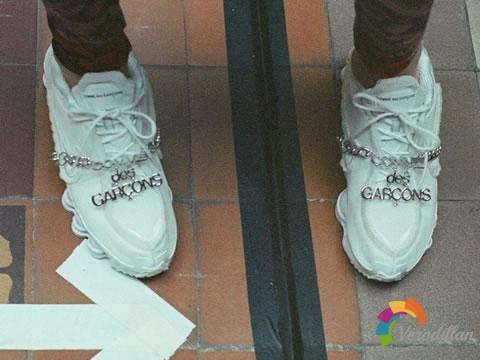 CDG x Nike Shox TL,融入前端时尚理念