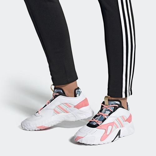阿迪达斯FW5330 STREETBALL W女子运动鞋图6