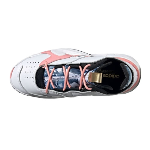 阿迪达斯FW5330 STREETBALL W女子运动鞋图4高清图片