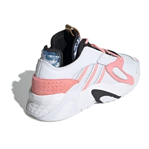阿迪达斯FW5330 STREETBALL W女子运动鞋图3高清图片