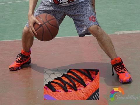 个性十足:Adidas Ball 365 X实战测评图3