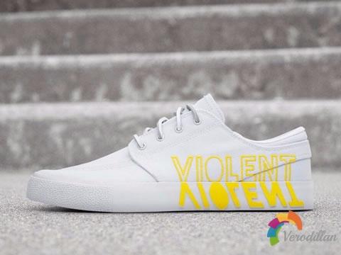 Violent Femmes x Nike SB Janoski震撼来袭