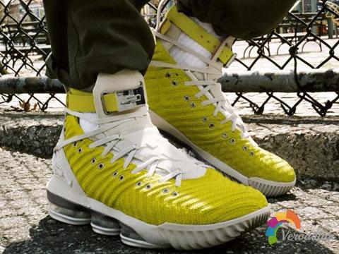 霸气侧露:Nike LeBron 16 HFR Bright Citron
