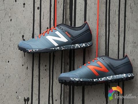 潮流感十足:New Balance全新小场战靴Audazo 3.0