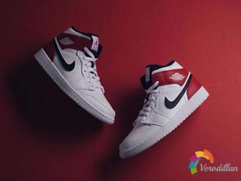 颜值炸裂:Air Jordan 1 Mid系列新款配色