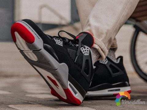 Air Jordan 4 Bred,纯血统黑红配色来袭