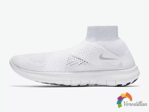 交叉绑带设计:Nike Free RN Motion FK实跑测评