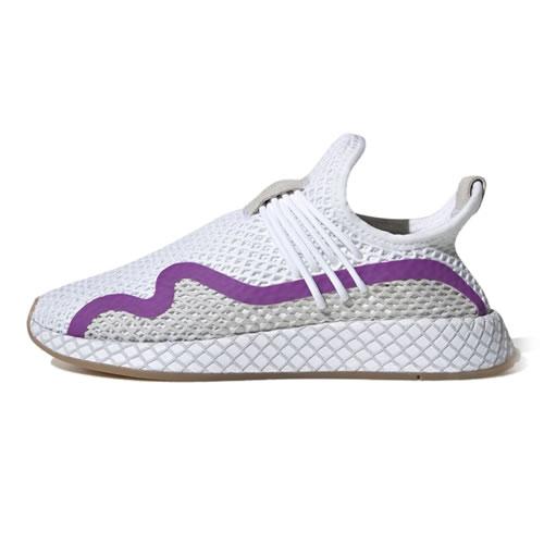 阿迪达斯DB2688 DEERUPT S W女子运动鞋
