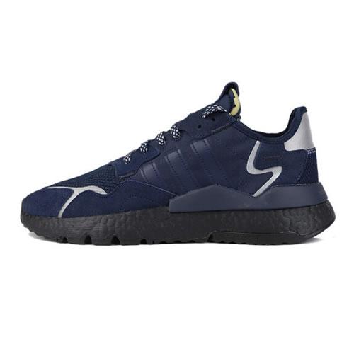 阿迪达斯EE5858 NITE JOGGER男女运动鞋