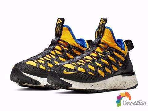户外新宠:Nike ACG React Terra Gobe全新鞋款