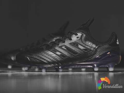 暗影战士:阿迪达斯全新Shadow Mode足球鞋套装