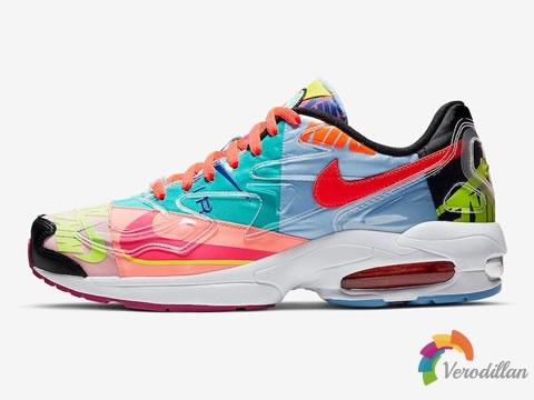 atmos x Nike Air Max 2 Light鸳鸯系新品上市
