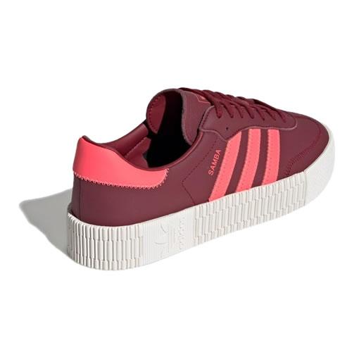 阿迪达斯EE7045 SAMBAROSE W女子运动鞋图2