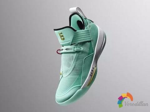 专为打球而生:Air Jordan 33 SE郭艾伦定制款