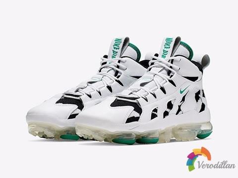 复古风浓郁:Nike VaporMax Gliese战靴登场图1