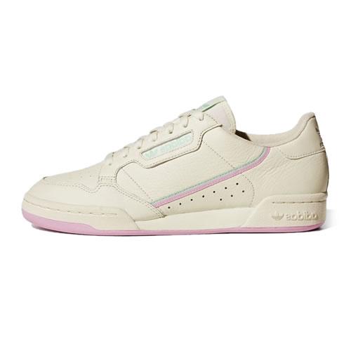 阿迪达斯BD7645 CONTINENTAL 80男女运动鞋