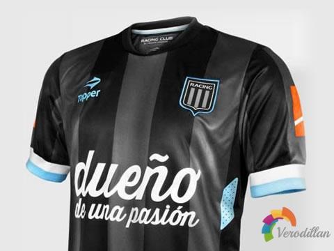 阿根廷竞技俱乐部发布2014赛季主客场球衣