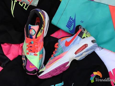 atmos x Nike全新联名鞋款设计曝光