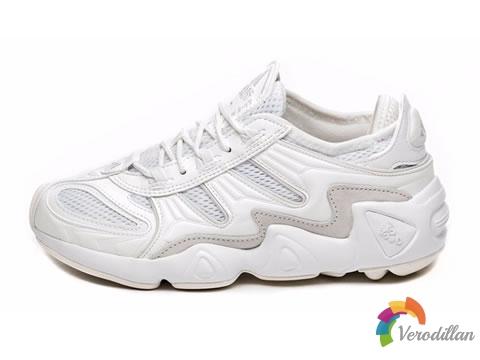 脚感舒适设计新潮:adidas FYW S-97新款老爹鞋