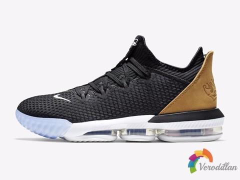 荣耀重生:耐克LeBron 16 Low Safari战靴