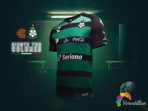 质感出色:桑托斯拉古纳2018/19赛季主客场球衣