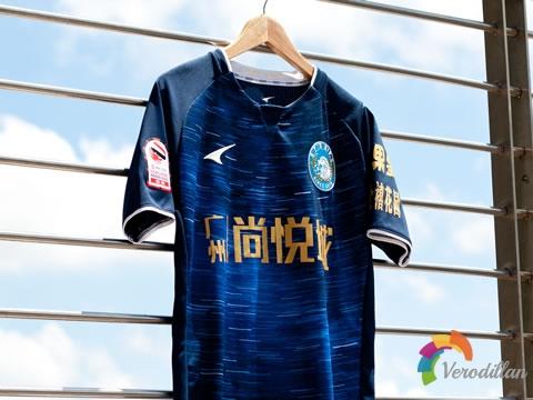 荣耀扬城:R&F富力2018/19赛季主客场球衣