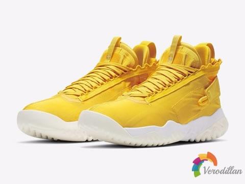 Air Jordan Proto React全新鞋型王者回归
