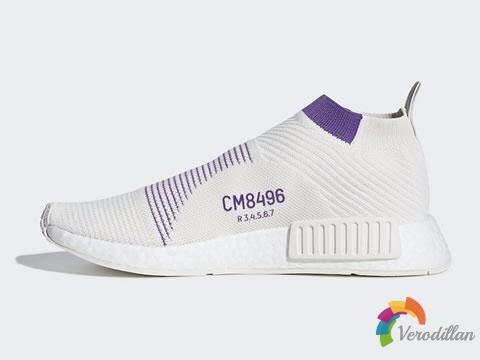 极简设计:阿迪达斯adidas NMD City Sock新色