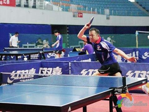乒乓球两面摆速技术怎么学,如何练习[乒球课堂]