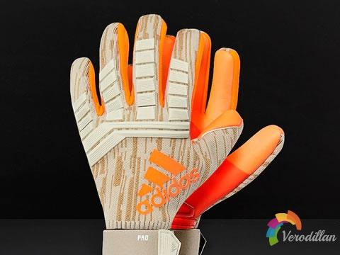重现经典设计:阿迪达斯Predator 78/18门将手套