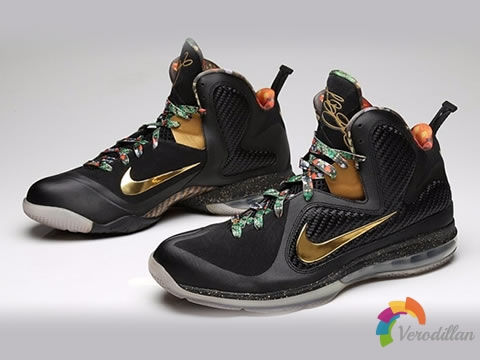 Nike LeBron 16 Watch The Throne新战靴惊艳问世