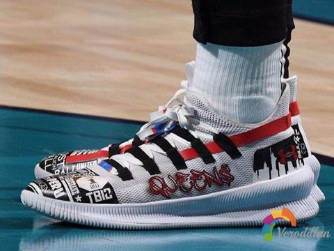 平民超级篮球鞋:UA发布新战靴UA M-TAG图1