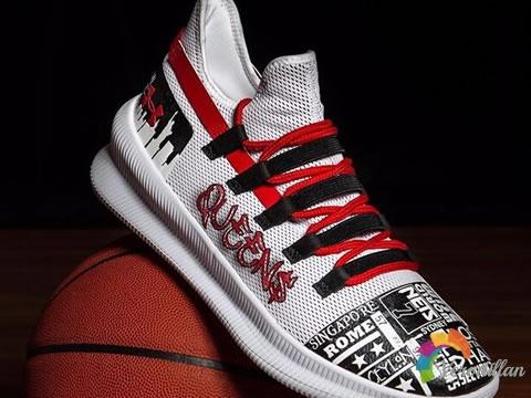 平民超级篮球鞋:UA发布新战靴UA M-TAG