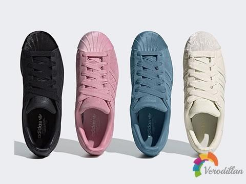 专为女性玩家打造:adidas Superstar再出新品