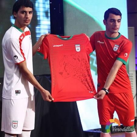 Uhlsport发布伊朗国家队2014世界杯主客场球衣