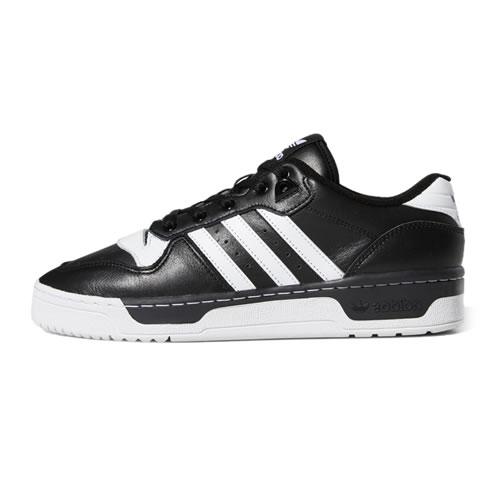 阿迪达斯EG8063 RIVALRY LOW男女运动鞋